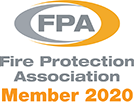 FPA - Fire Protection Association member 2020