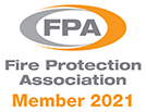 FPA - Fire Protection Association member 2021